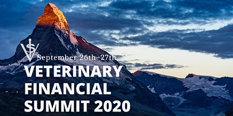 Veterinary Financial Summit 2020 tickets