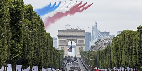 Virtual Embassy Event: Storming the Bastille Celebration tickets