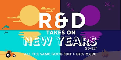 R&D NYE 2020 tickets