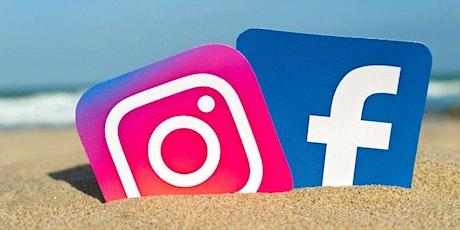 Vende y prospecta como un experto con Facebook e Instagram boletos