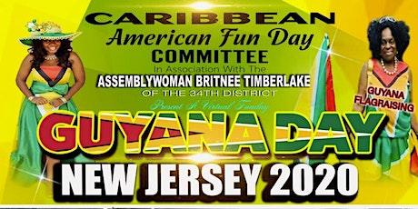Guyana Day New Jersey 2020 tickets