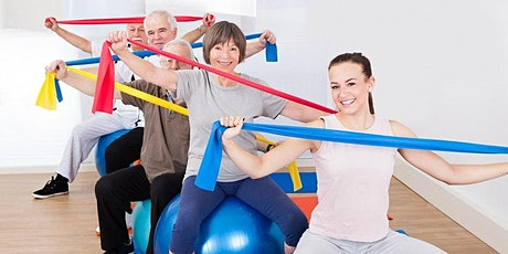 Pilates for Seniors tickets