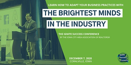 The Ignite Success Conference: 2020 tickets