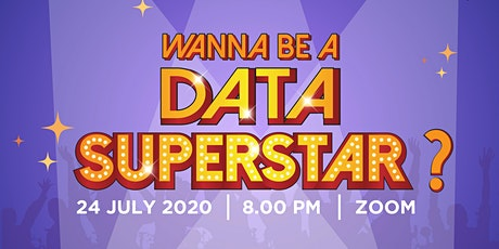 Wanna Be A Data Superstar? tickets