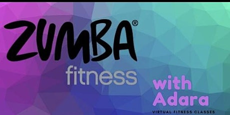 Livestream Zumba with Adara tickets