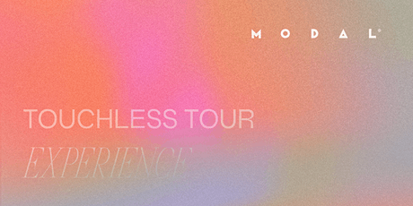 Modal Touchless Tour Experience tickets