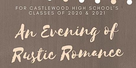Rustic Romance Prom tickets