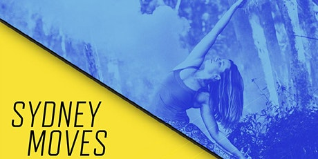 SYDNEY MOVES - Yoga and Contemporary Dance with Brianna Law MONDAY tickets