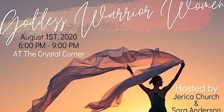 Goddess Warrior Women tickets