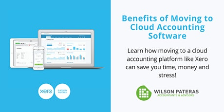 Benefits of Moving to Cloud Accounting Software tickets