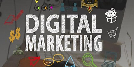 7 Steps to Digital Marketing Strategy tickets