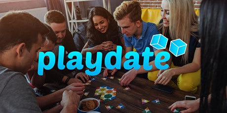 Playdate - A Game Based Group Dating Experience tickets
