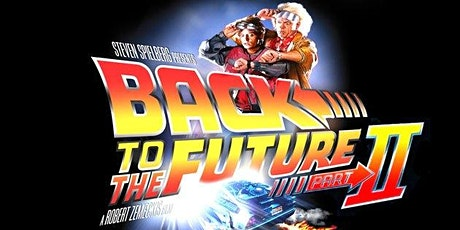 Drive-in Movie - Back To The Future II - Wynwood tickets