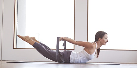 Stretch and Strengthen with Pilates tickets