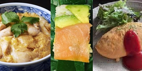 ONLINE Cooking Summer Camp for Teens: Japanese Cuisine Basics tickets