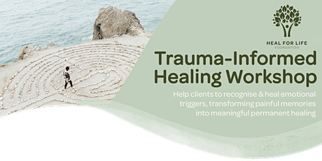 Trauma-Informed Healing Workshop for Therapists billets