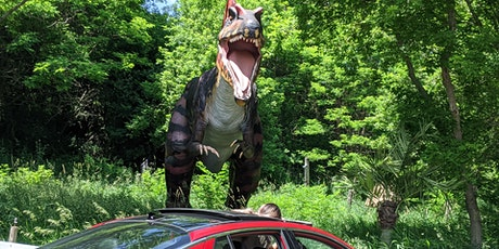 Dinosaur Drive-Thru:  Wed July 15th  - COVID 19 Safe tickets