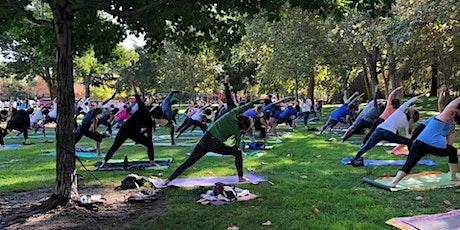 Sunday Yoga at Home with lululemon Walnut Creek tickets