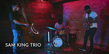 Sam King Trio at Kingfisher tickets