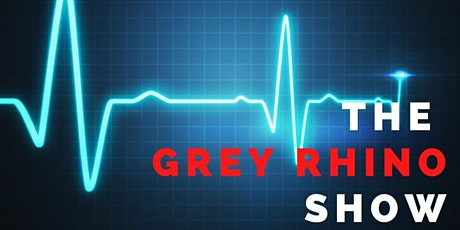 Webinar - Investment Market Update & Shares Analysis - The Grey Rhino Show tickets