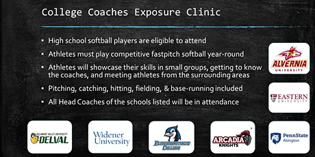 2nd Annual College Coaches Exposure Clinic tickets