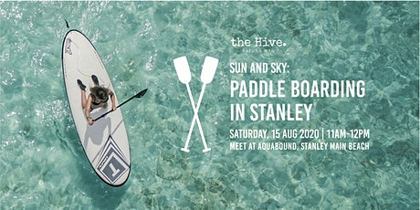 Sun and Sea: Paddle Boarding in Stanley tickets