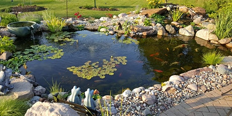 2020 Aquastonia Annual Pond Tour tickets