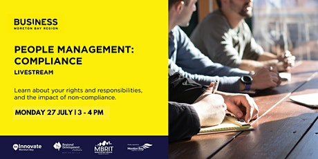 Free Business Workshop - People Management: Impact of non-compliance tickets