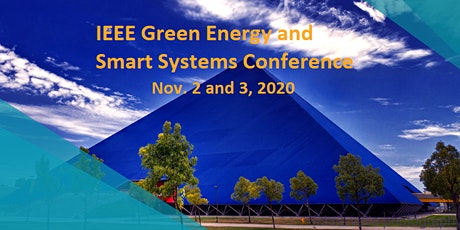 IEEE Green Energy and Smart System Conference tickets
