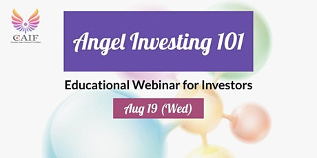Angel Investing 101 tickets