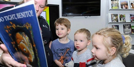 Pre-school Storytime @ Stirling Libraries - Scarborough