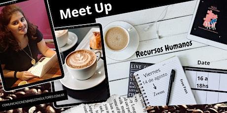 Meet Up de RRHH con aroma a café entradas