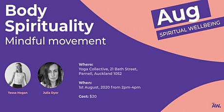 Body Spirituality:Mindful Movement tickets