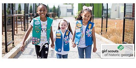 Discover Girl Scouts Virtual Open House w/ Historic GA tickets