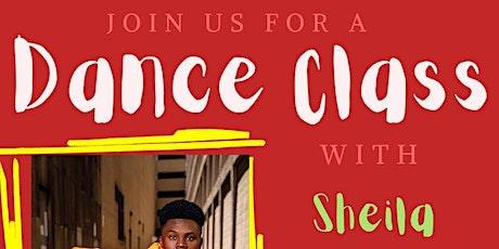 Afro-Beat / African DANCE CLASS @phiri / JULY 25th tickets
