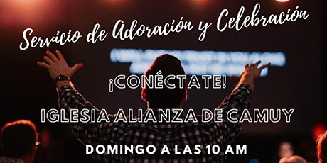Servicio de Adoración y Celebración - Fase 2 entradas
