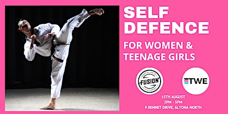 Self Defence for Women and Teenage Girls tickets