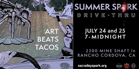 Summer Spark drive-thru > Art, Beats and Tacos tickets