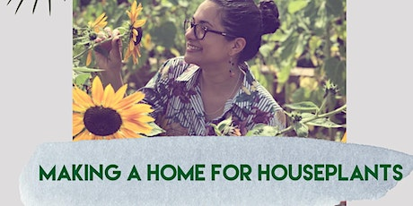 SocietyX Virtual: Making A Home For Houseplants tickets