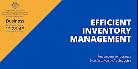 Efficient Inventory Management tickets