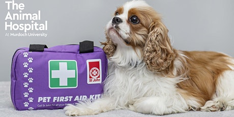 Pet First Aid Workshop  tickets