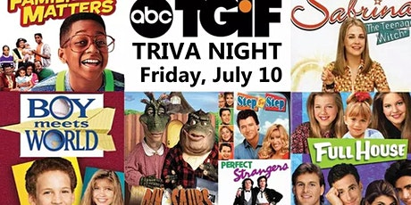 TGIF Online Trivia Party tickets