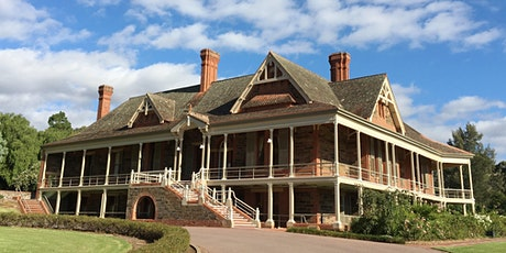 Visit Urrbrae House – with a free tour (limited numbers) tickets