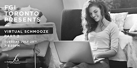 FGI Toronto Virtual Schmooze II Tickets