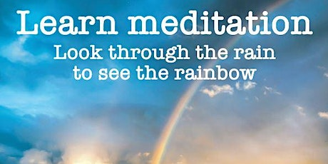 Meditation Weekend Workshop -  Glenfield tickets