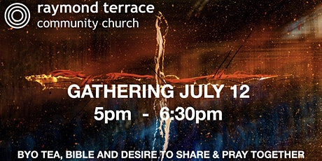 RTCC Gathering 12th July tickets