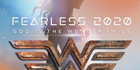 Virtual Women Conference: Fearless Wonder Woman of God tickets