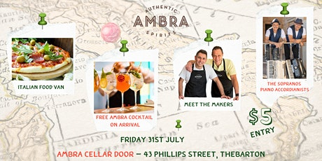 AMBRA EXPERIENCE FRIDAY JULY 31ST tickets