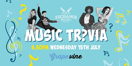 MUSIC Trivia at Exchange Hotel KILCOY tickets