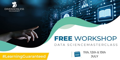 Training Series on Data Science & Machine Learning - US - FREE tickets